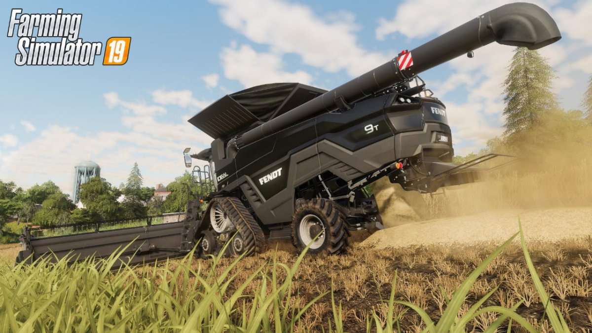 FARMING SIMULATOR 19 - Patch 1.3 erscheint morgen